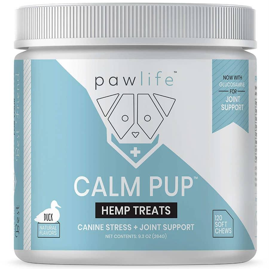 Pawlife-Calm-Pup- Hemp-Chews-for-Dog