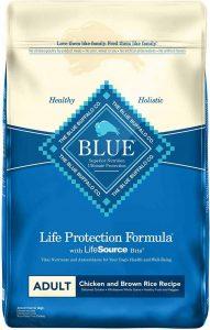 Blue Buffalo Life Protection Healthy dog food