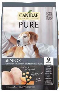 Canidae dog food with Glucosamine