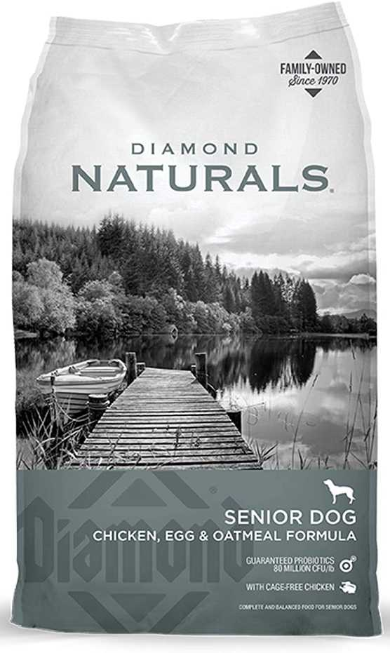 Diamond Naturals dog food with Glucosamine
