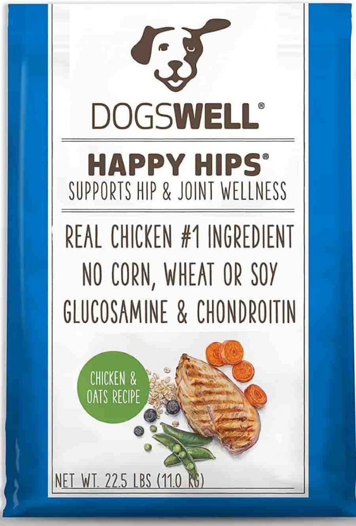 Dogswell Happy Hips - Dog food for hip & joint wellness