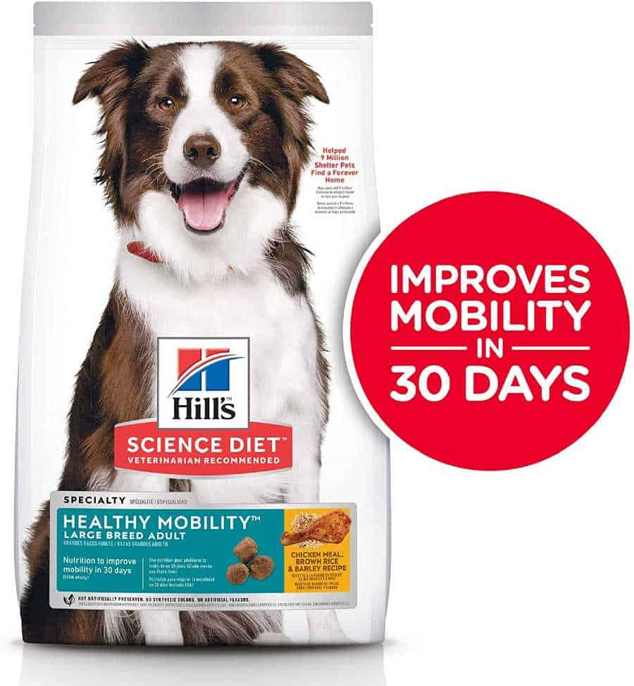 Hill's Science Large Breed for Healthy Mobility