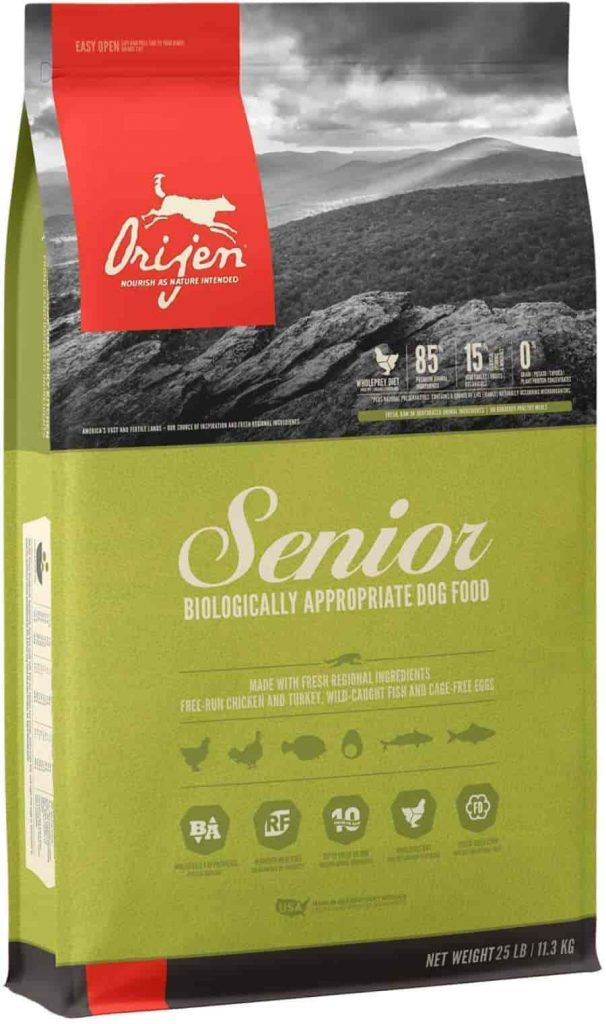 Orijen Senior High Protein Dog Food