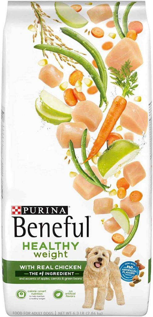 Purina Beneful Healthy Dog food with Chicken
