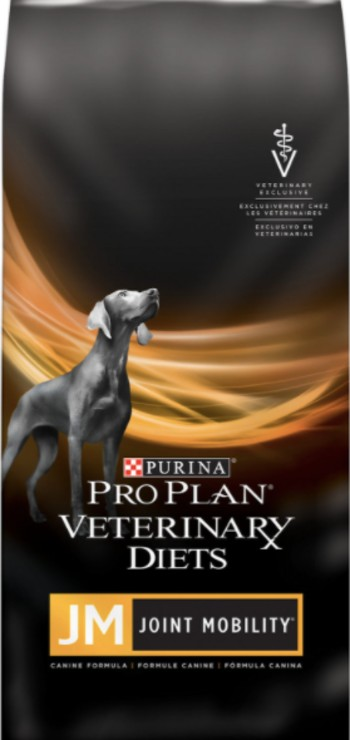 Purina Joint Mobility dog food for arthritis