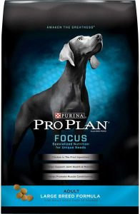 Purina Pro Plan dog food for Joint Health