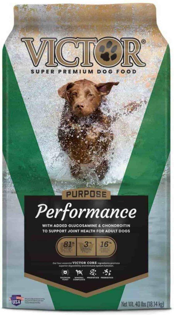 Victor Dog Food for Arthritis