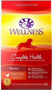 Wellness Complete Senior Deboned Chicken