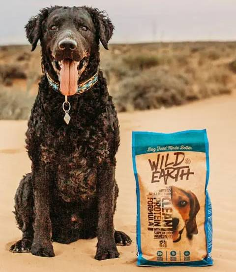 Wild Earth Dog Food - Healthier Food for your pups