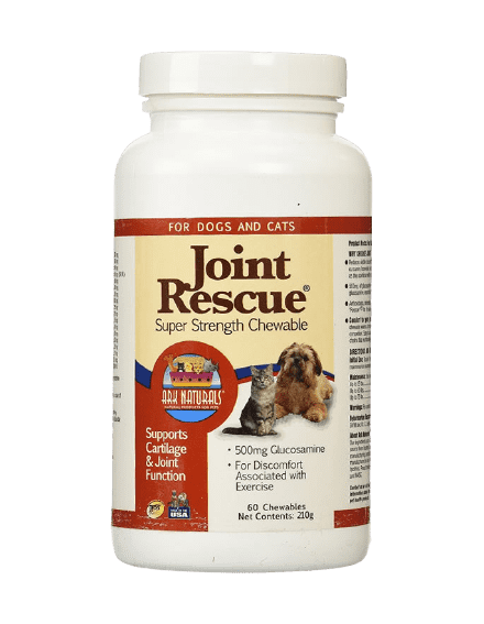 Joint Rescue Turmeric Chewable for Dogs