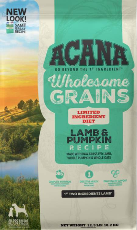 Acana dog food for allergies