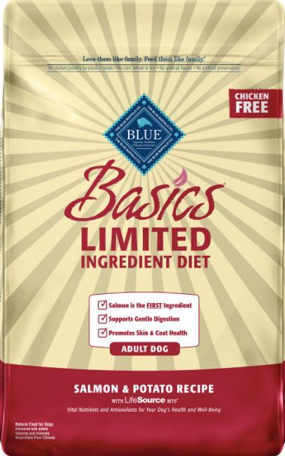 Blue Buffalo Chicken Free Dog Food