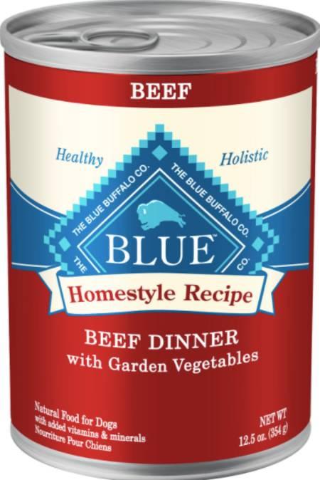 Blue Buffalo Chicken Free Wet Dog Food