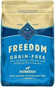 Blue Buffalo Freedom Natural dog food