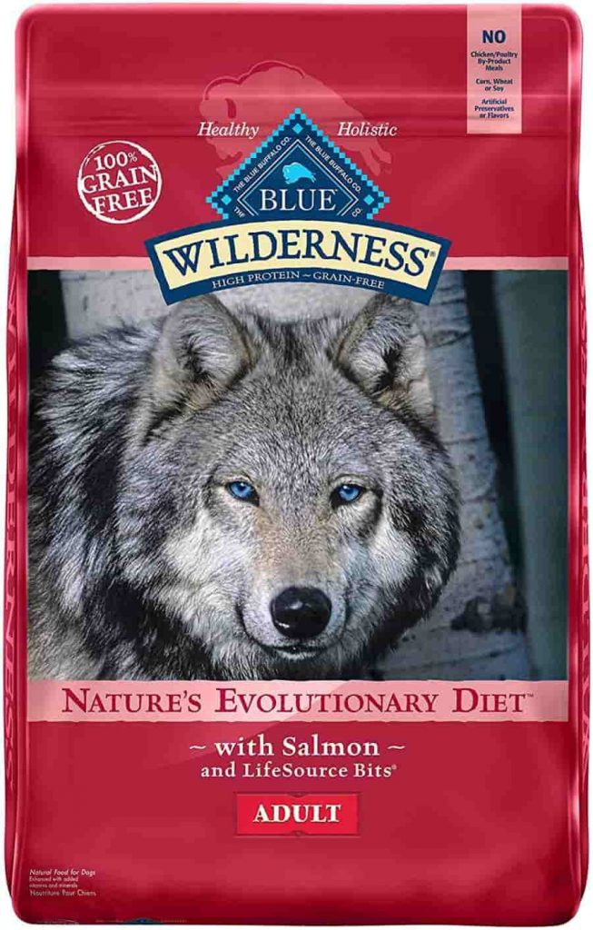 Blue Buffalo Grain Free Dog Food For Allergies