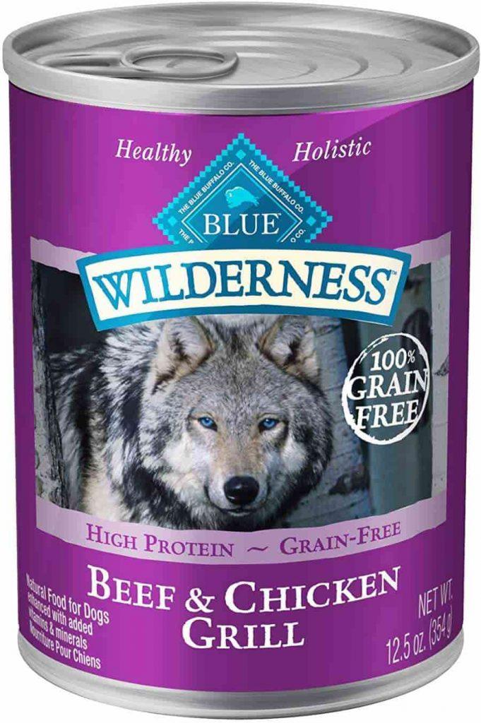 Blue Buffalo Natural Adult Wet Dog Food