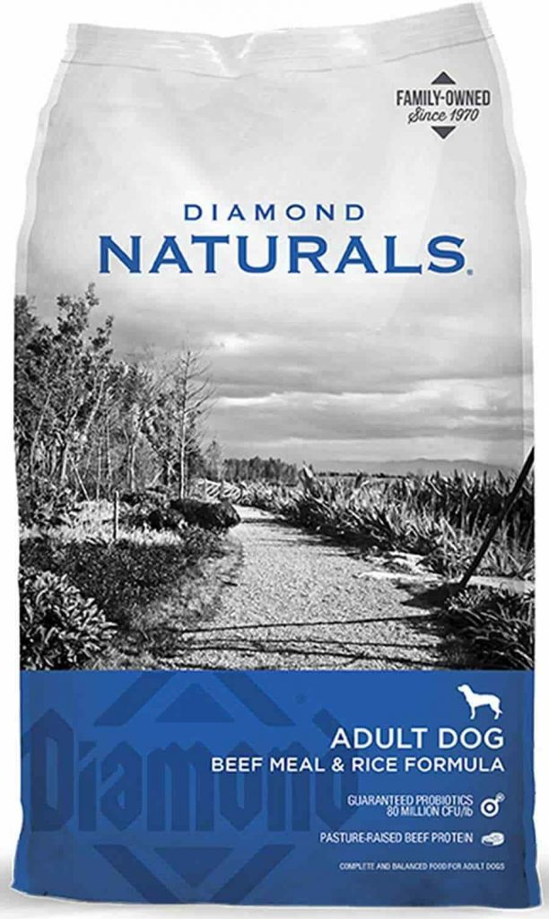 Diamonds Naturals for dogs with allergies