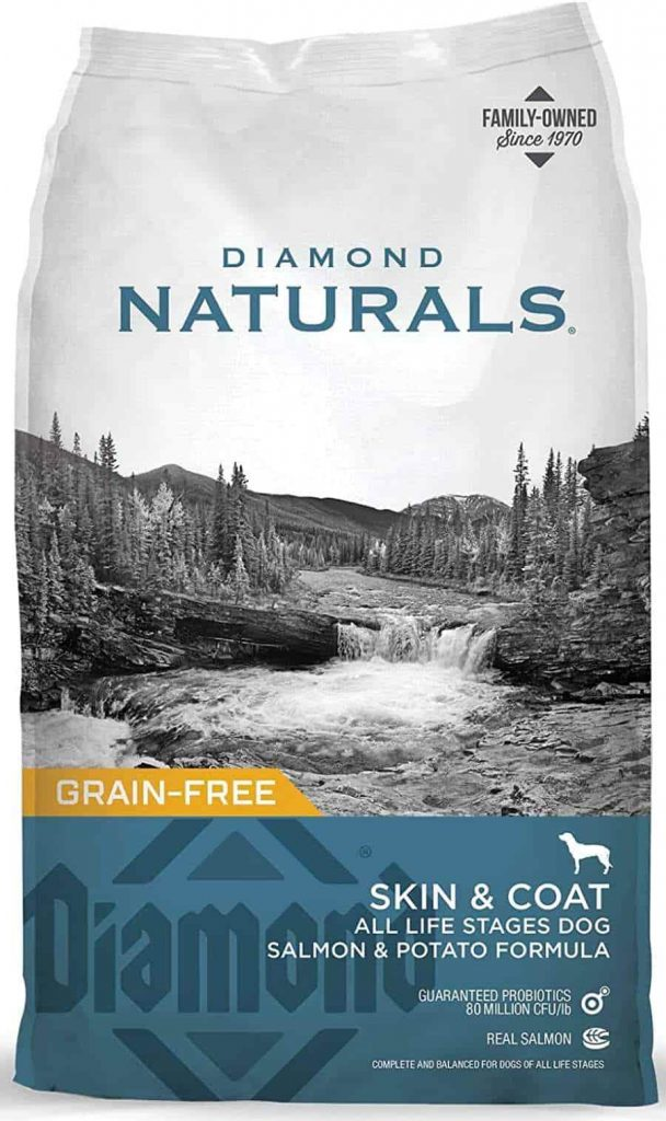 Diamond Naturals Skin and Coat Dry Dog Food