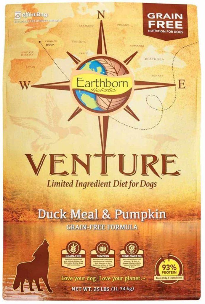 Earthborn Holistic Chicken Free dog food