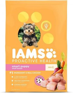 IAMS Proactive Puppy Dog Food with Grains