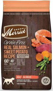 Merrick Dog Food with Salmon