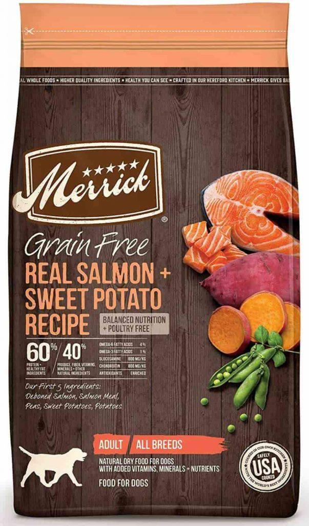Merrick Chicken Free Dog Food