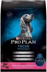 Purina Pro dog food for allergies