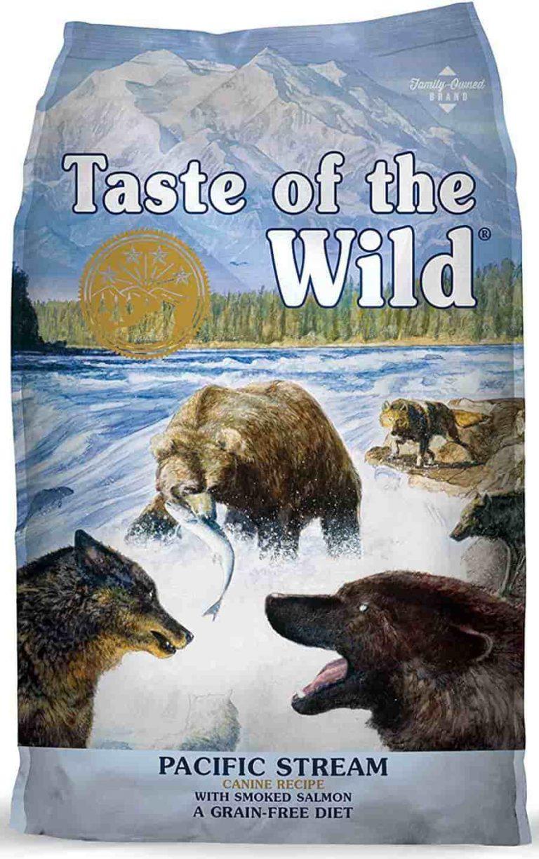 Taste of the Wild food of dog allergy