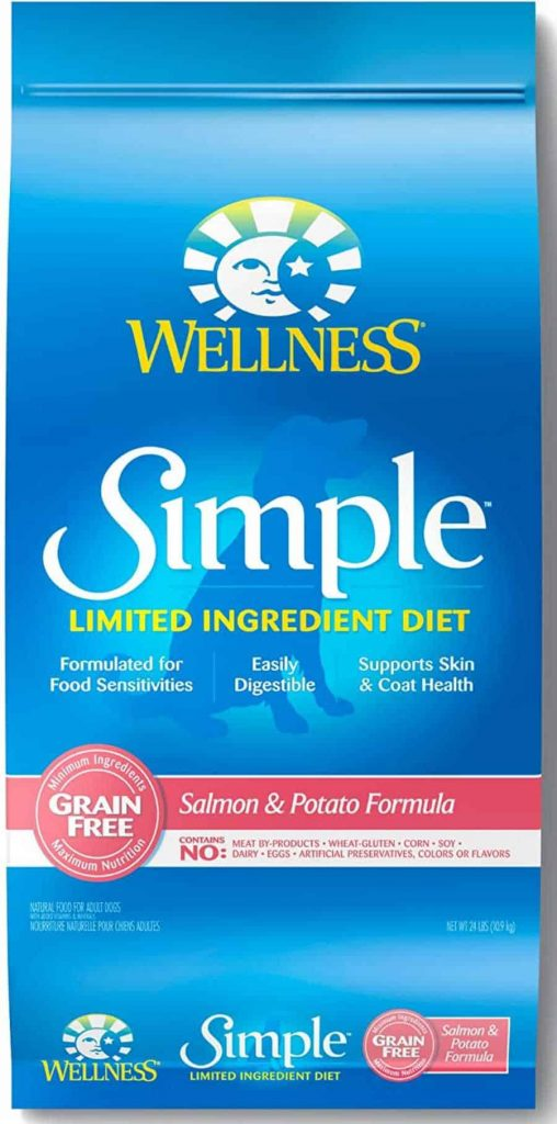Wellness Simple dry dog food