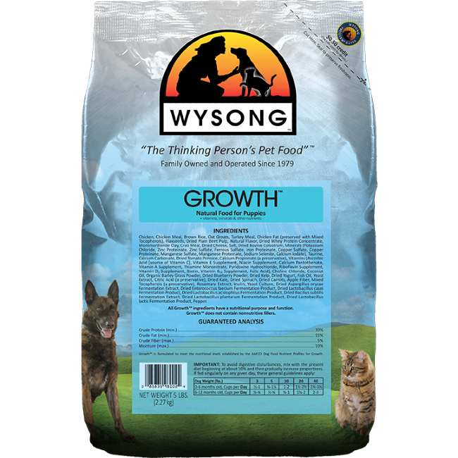 Dry Puppy Food For Growth