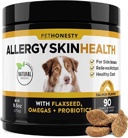 Allergy SkinHealth Chews by PetHonesty