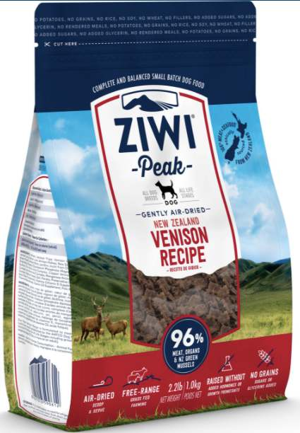 ziwi high calorie dry dog food