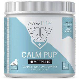 Pawlife Calm Pup Hemp Treats