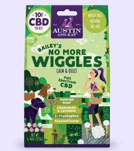 CBD Calming Treats for Dogs