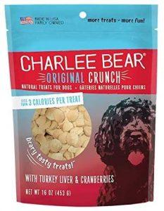 Charlee Bear All Natural Healthy Dog Treats
