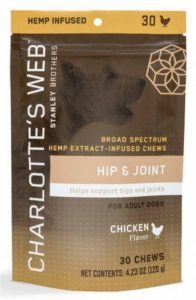Charlotte's Web Hemp Extract CBD Hip & Joint Treats
