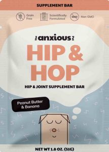 Hip and Hop Peanut Butter Treat