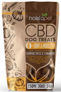 Holistapet cbd dog treat for mobility