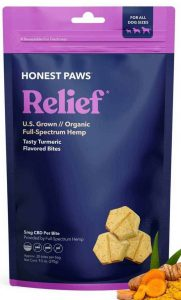 Honest Paws Relief