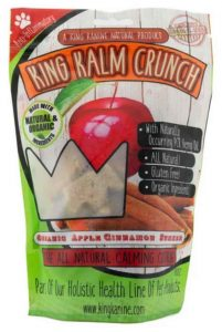 King_Kalm_Crunch_Apple_Cinnamon_CBD_Dog_Treat
