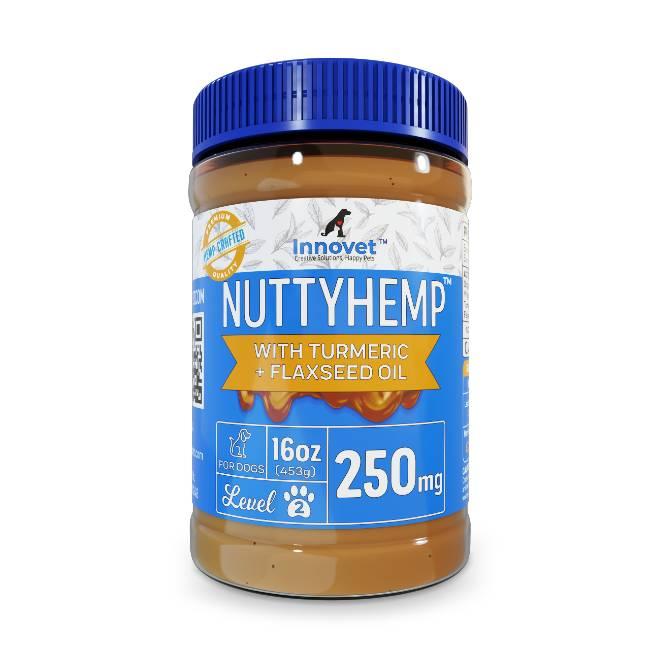 NUTTY HEMP PEANUT BUTTER For Dogs