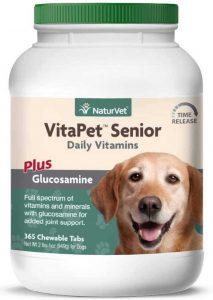 NatureVet VitaPet Senior Daily