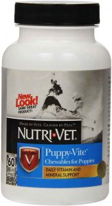Nutri-Vet for Puppies