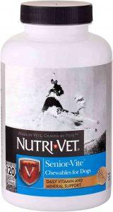 NutriVet Senior Vite for Dogs