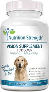 Nutrition Strength Eye Care for Dogs