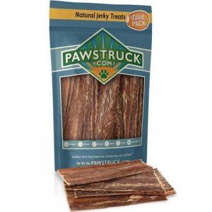 Pawstruck Beef Jerky Joint Health Treats