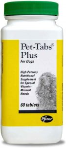 Pet-Tabs Plus Advanced Formula