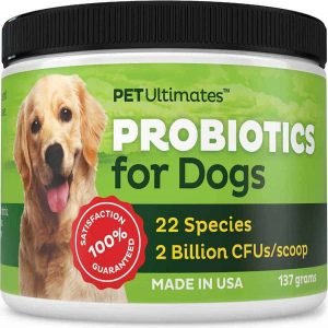 PetUltimates Probiotics for dogs