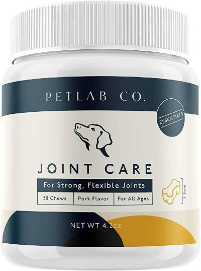 Petlab Joint Care - joint health supplement for dog