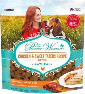 Pioneer Woman dog treats